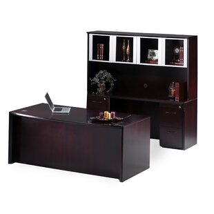 Corsica Series 3-Piece Standard Desk Office Suite