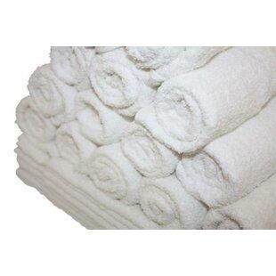 Marten Solid Hand Towel (Set of 12)