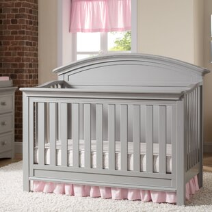 Read Reviews Adelaide 4-in-1 Convertible Crib BySerta