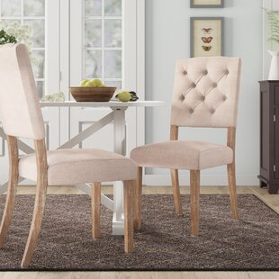Granville Upholstered Dining Chair (Set of 2) Birch Lane™ Heritage