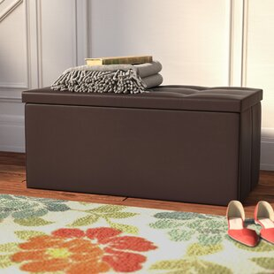 Goodrich Storage Ottoman by An..