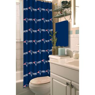 NFL Single Shower Curtain