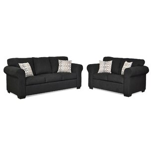 Rousey 2 Piece Living Room Set by Red Barrel Studio