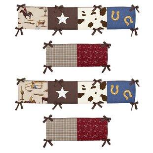 Great Price Wild West Crib Bumper BySweet Jojo Designs
