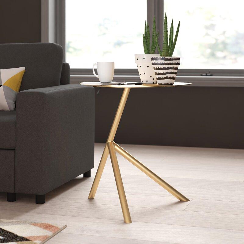 Corrigan Studio Adsett Side Table Wayfair