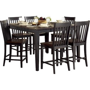 Darby Home Co Henri Counter Height Extendable Dining Table