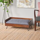 Kaylor Mid Century Modern Dog Sofa