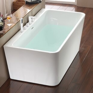 Jade Bath Vermont Freestanding Soaking Bathtub