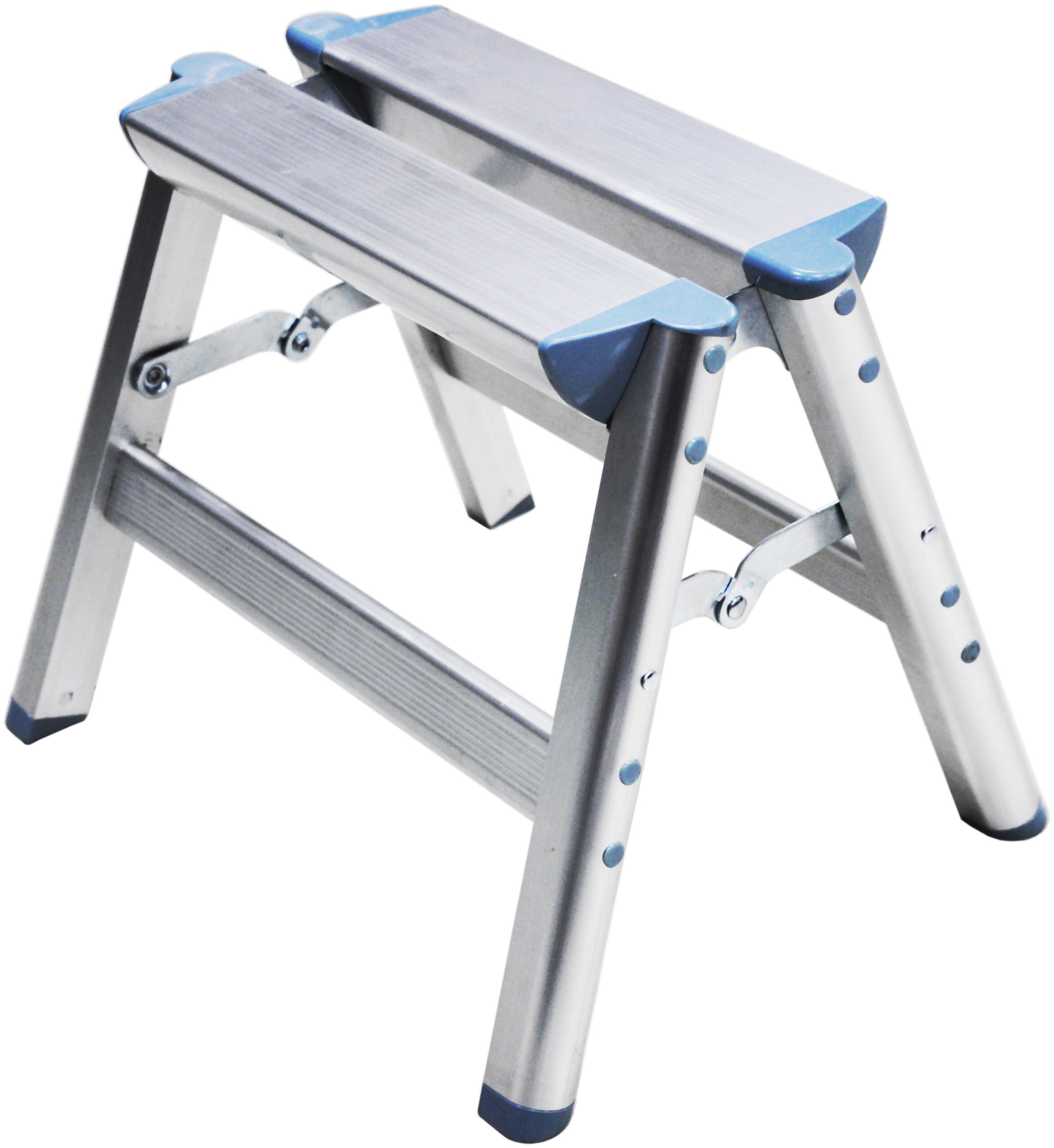 Magnificent 1 Step Aluminum Step Stool With 300 Lb Load Capacity Creativecarmelina Interior Chair Design Creativecarmelinacom