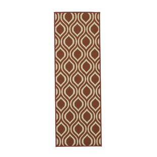 Compare & Buy Rose Orange Area Rug By Berrnour Home