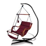Cisneros Polyester Chair Hammock with Stand