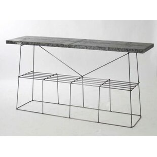17 Stories Drumheller Console Table