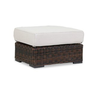 Montecito Ottoman with Cushion by Sunset West
