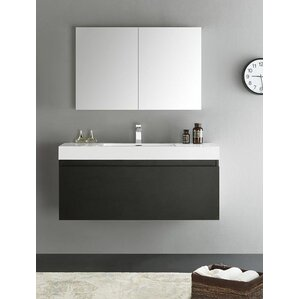 Modern 48 Inch Bathroom Vanities | AllModern