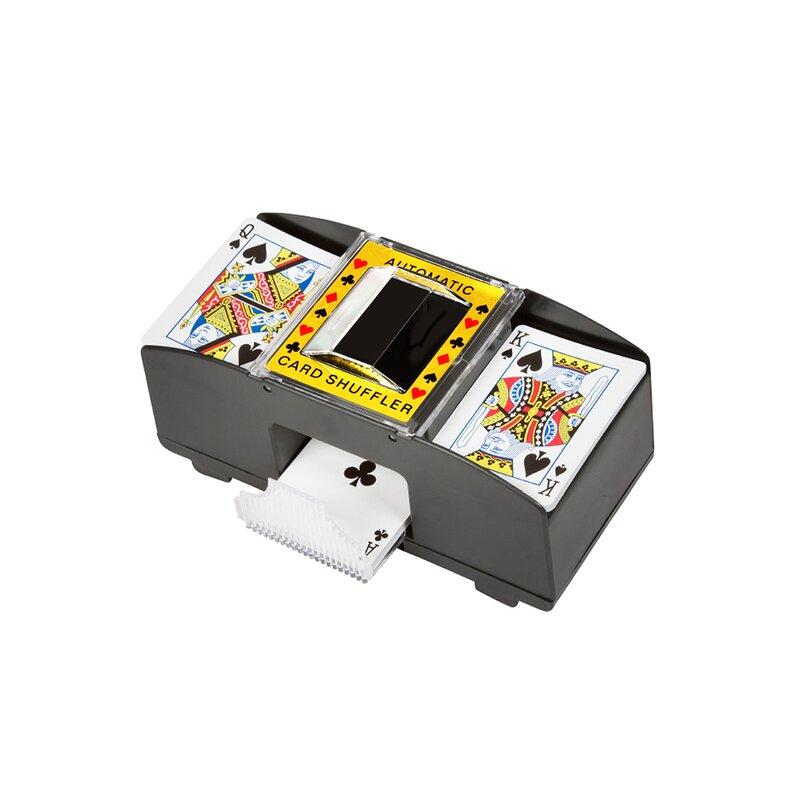 Trademark Innovations Automatic Card Shuffler Wayfair Ca