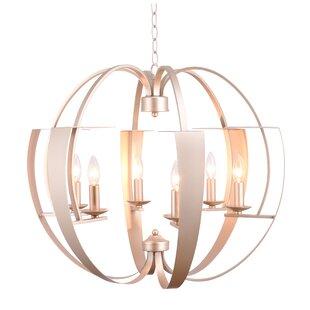 Verbena 6-Light Globe Chan..