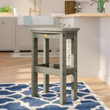 Amelia 29 Bar Stool by Three Posts