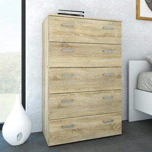 Pullin 4 Drawer Chest By 17 Stories