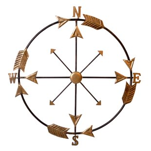 Well known Compass Wall Decor | Wayfair QN32