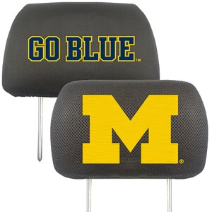 NCAA Head Rest Cover