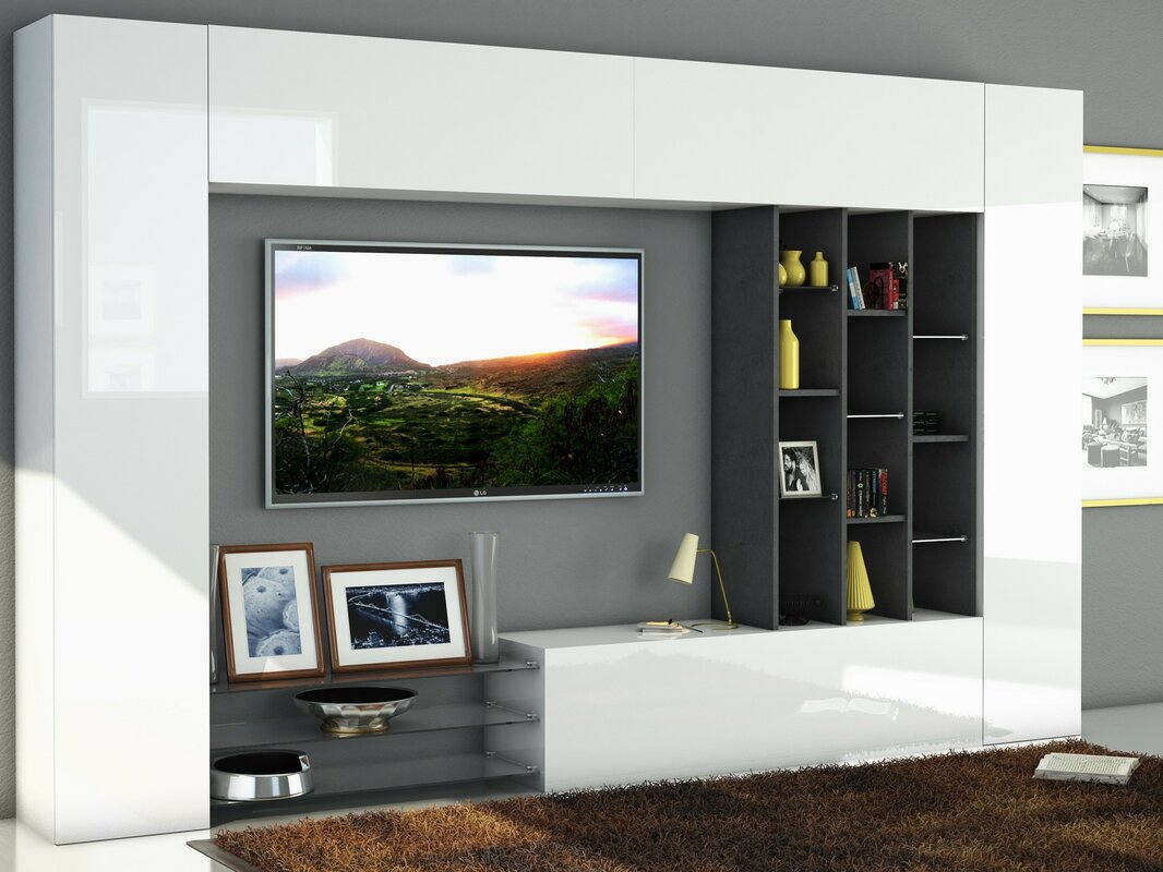 Egypt Entertainment Unit For Tvs Up To 65