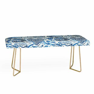 East Urban Home Ninola Upholstered Bench