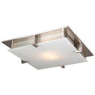 Altha 1-Light LED Flush Mount