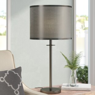 Affordable Kiuchi 28.5 Table Lamp By Latitude Run