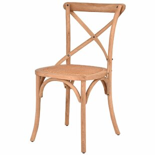 Malloy Kitchen Solid Wood Dining Chair