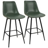 Rylee 25 Counter Stool (Set of 2) by Mercury Row