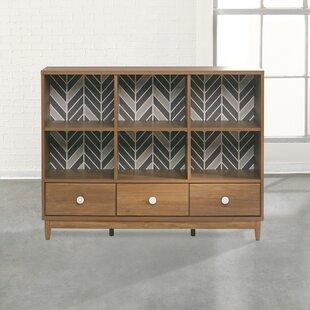 Audrick Standard Bookcase by Ivy Bronx