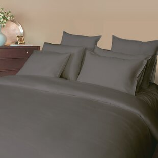 Hysell Sateen Solid 540 Thread Count 100% Cotton Sheet Set