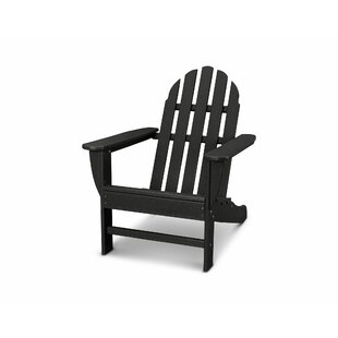 Beachcrest Home Belfast Plastic Adirondack Chair