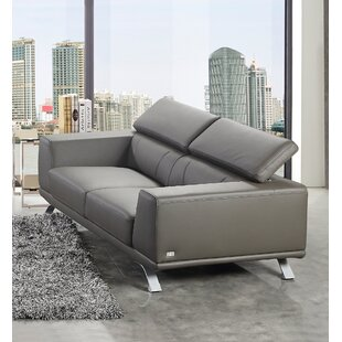Buying Penny Eco-Leather Sofa by Wade Logan Reviews (2019) & Buyer's Guide