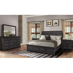 Upney Panel 5 Piece Bedroom Set