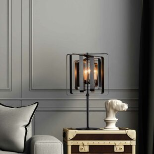 Luther Candle-Style 30.71 Table Lamp
