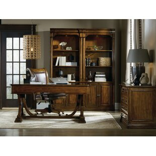 Read Reviews Tynecastle Desk and Chair Set By Hooker Furniture