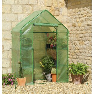 Gardman 5 Ft. W x 2.5 Ft. D Greenhouse