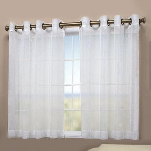 Exceptionnel Bathroom Window Curtains Short | Wayfair