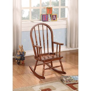 Leadwood Rocking Chair