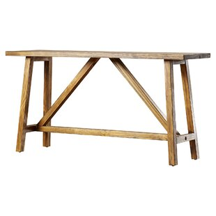 Edna Console Table By August Grove