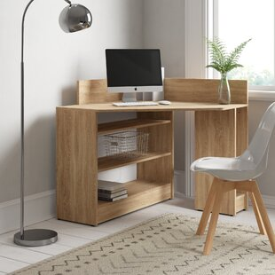 Saltz Corner Desk By Brayden Studio