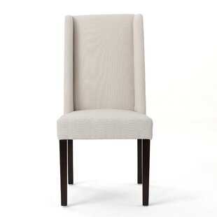 Blaisdell Upholstered Dining Chair (Set o..
