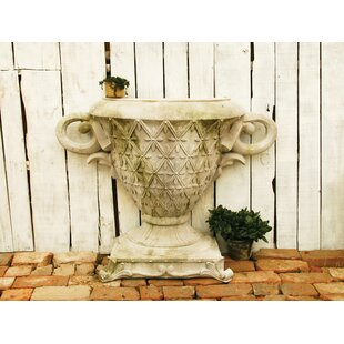 Furniture Stone/Concrete Side Table by OrlandiStatuary