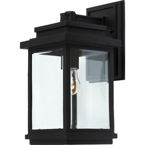 Persil 1-Light Outdoor Wall Lantern