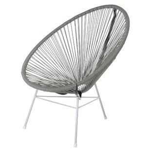 Joseph Allen Acapulco Woven Basket Patio Chair
