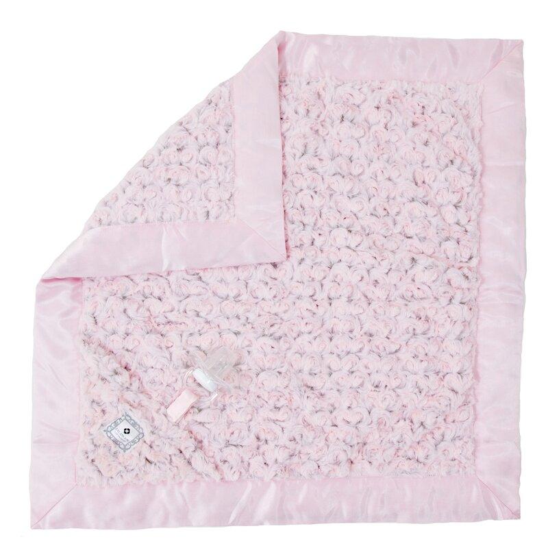 Bird Cage Blanket-Pink Bird Cage Blanket-Teal Bird Cage Blanket-Girls Blankets-Minky Blanket-READY TO SHIP!!!!!