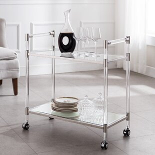 Hunstant Serving Cart By Canora Grey