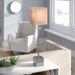 Bargain Pieper 30 Buffet Lamp By Mercury Row