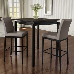 Candlewood 3 Piece Pub Table Set by Brayd..